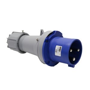 IP44 Splashproof Plug 63 AMP