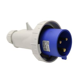 IP67 Watertight Plug 32 AMP