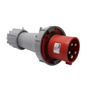 IP67 Watertight Plug 63 AMP