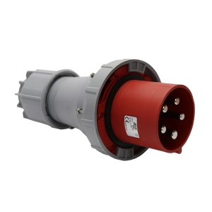 IP67 Watertight Plug 125 AMP